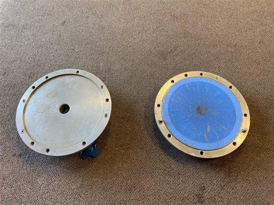 Millipore 293mm 125 psi Filter
