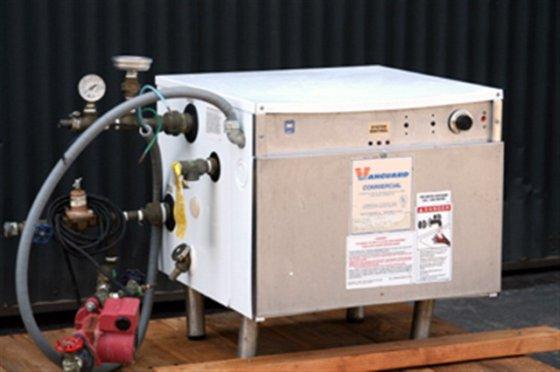 Vanguard 6E769 10 gallon 12