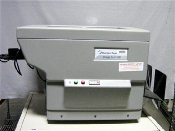 Standard Register Check Printer in