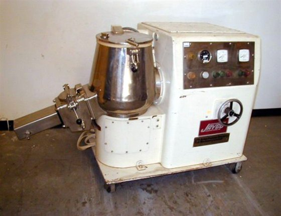 Jaygo GRN60 High-shear Mixer/Granulator 5328