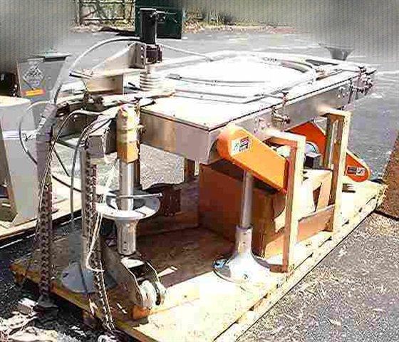 Nedco Bi-Flow Conveyor 5472 in