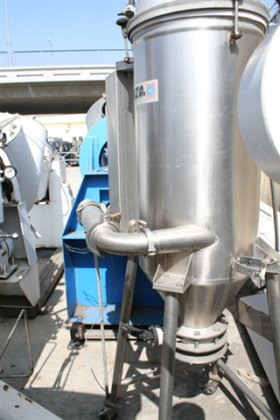 AZO DUST COLLECTOR #2668 in