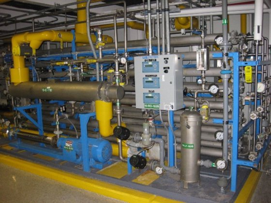 Reverse Osmosis System in Los