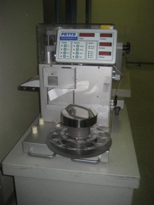 Fette CheckMaster 4 Check Weigher