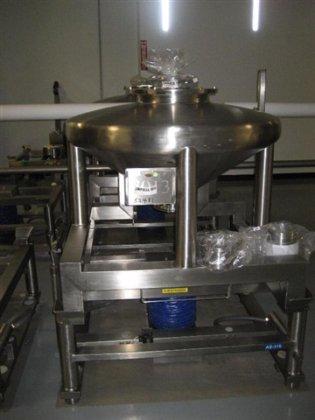 Zanchetta 300 liter Bin 5695