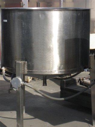 75 gallon s.s. tank 5715