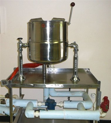 Groen TDA-1-40 Jacketed Kettle quart