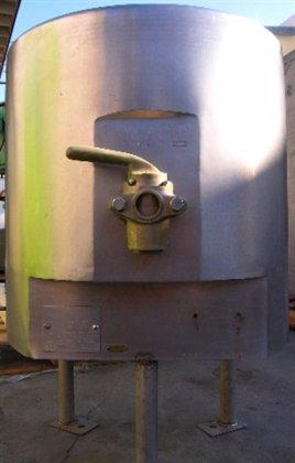 20 gallon Vulcan Hart process
