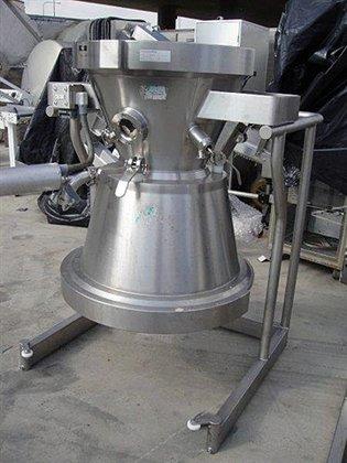 Glatt 68 liter top spray