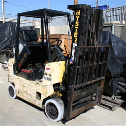 Hyster Forklift 6604 in Los