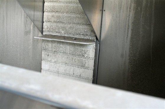 Stainless Steel Cap Elevator in
