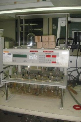 Van-Kel VK-7000 Dissolution Test Station;