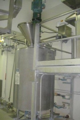 Lee 400U 400 Gal Pressurized