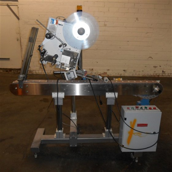 ICG TOP LABELER 6898 in
