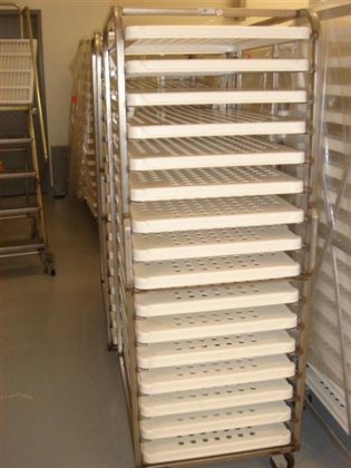 Tray Drying Racks 6990 in