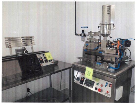 BS-40 Liquid fill Encapsulator in