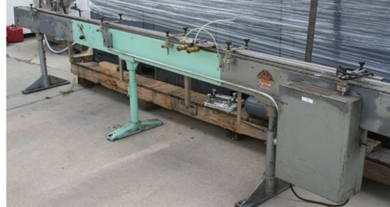 "Lakso Conveyor, 3"" x 14'"