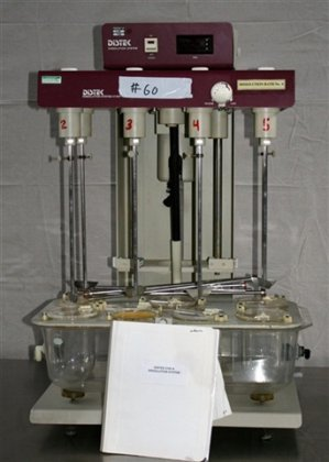Distec 2100A Dissolution System in