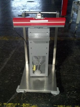 "CLAMCO HEAT SEALER 24"" in"