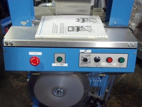 ATS Banding Machine 7248 in