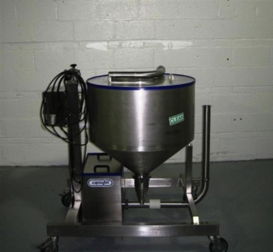 Quadro C20 Capsujet Conveyor in