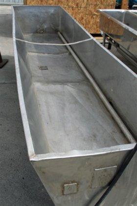Wash Trough w/ Pump 7264