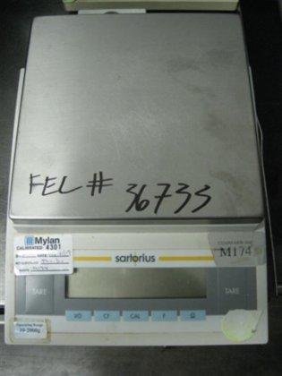 Sartorious BP2100S Balance in Los