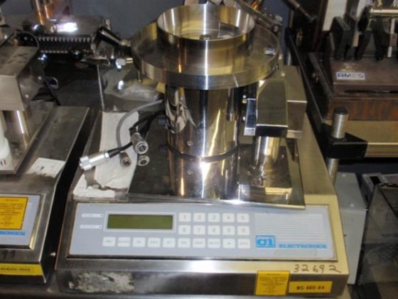 Ci Electronics Checkweigher 7285 in