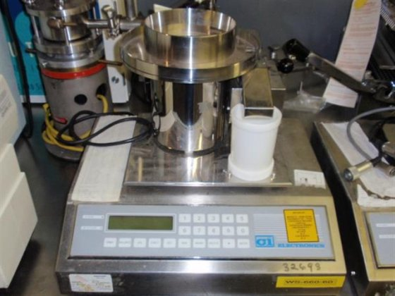 Ci Electronics Checkweigher 7286 in