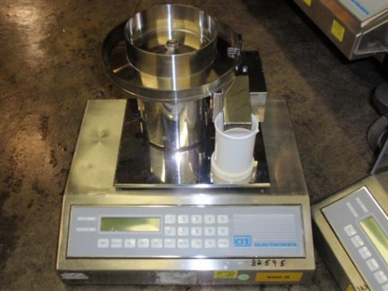 Ci Electronics Checkweigher 7287 in