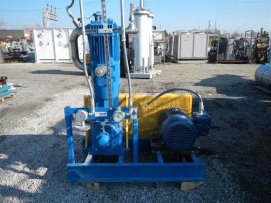 40 HP Hycomp Air Compressor