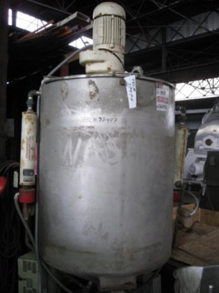 FRYMA Kettle 175 Gallon in