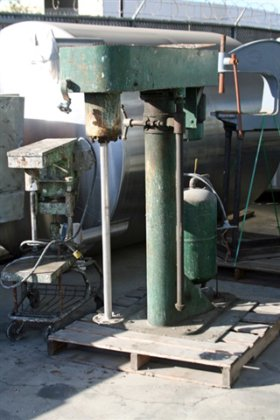 Myers 5 h.p. Industrial Disperser/Mixer