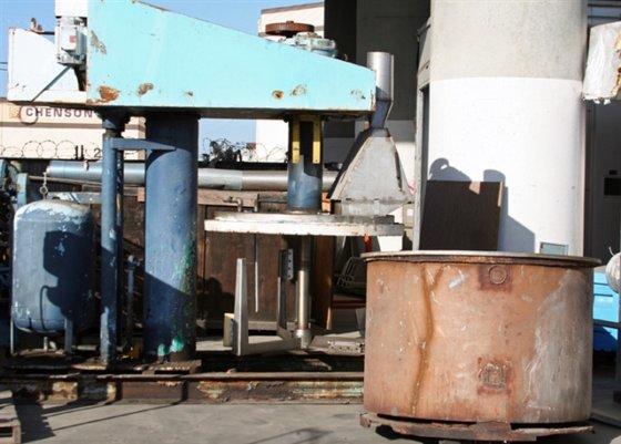 Ross PVM-300 300 gallon Dual-motion