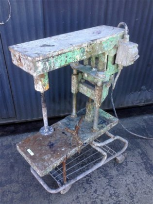 Tabletop Industrial Mixer/Disperser 7347 in
