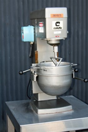 Collete 20 quart Planetary Mixer,