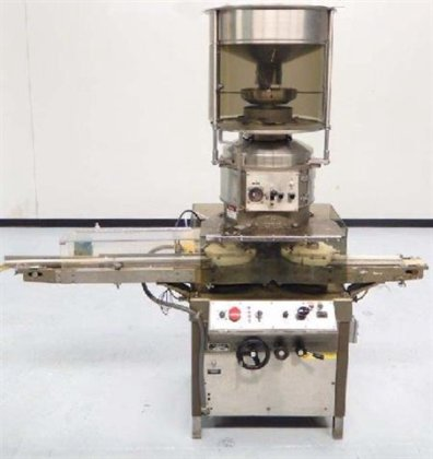 WEST RW500F 12-Head Rotary Crimp