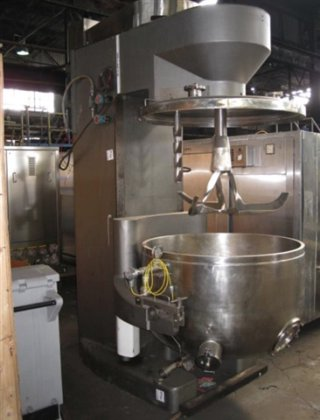 600 LITER COLLETTE MIXER, MODEL