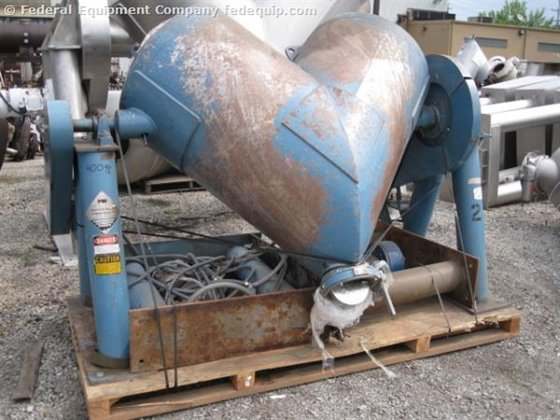 PATTERSON-KELLEY Twin shell blender 20