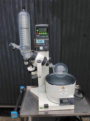 Buchi R-200 Rotavapor 7622 in