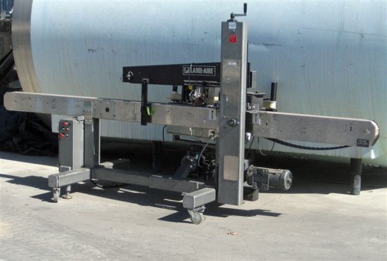 Label-Aire 2115-M Labeler in Los