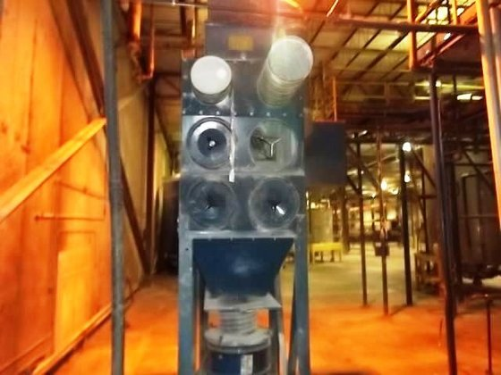 Torit DUST COLLECTOR 1808 SQ