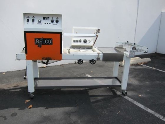 Belco L Bar Sealer with