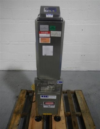 LOCK METAL DETECTOR, MODEL MET