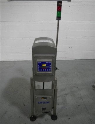 SAFELINE METAL DETECTOR, POWERPHASE PLUS