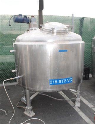 1992 DCI Reactor 1200 Liter