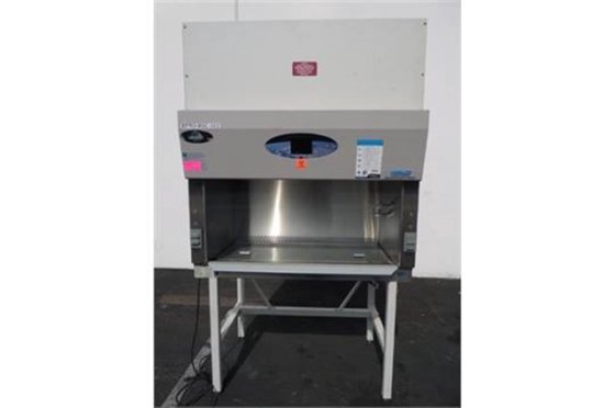 2009 Nuaire Biological Safety Cabinet