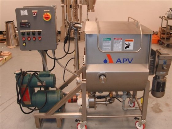 APV 8 Cu Ft Jacketed
