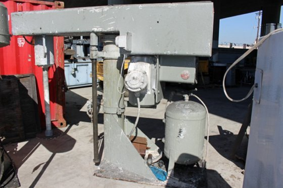 Myers 50 h.p. Disperser 7832