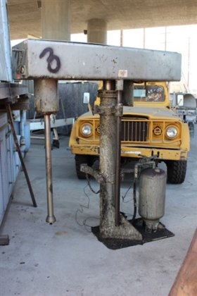 Myers 20 h.p. Disperser in